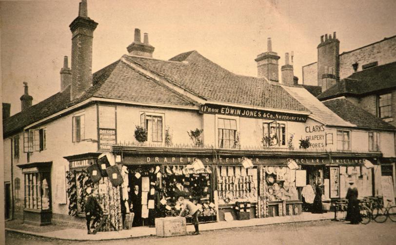 Clark's Drapery Stores