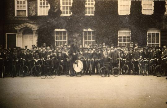 Cyclists Meeting