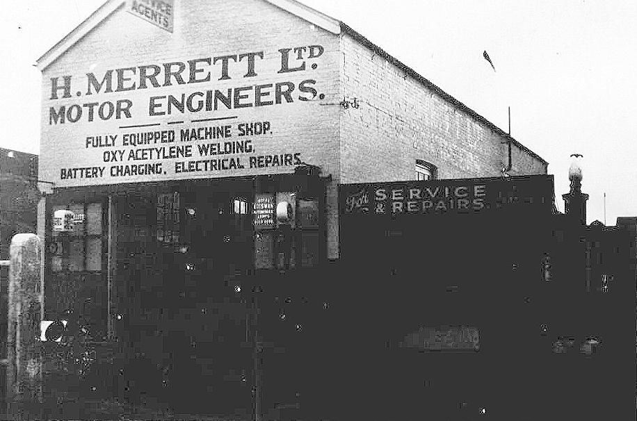 The Old Garage