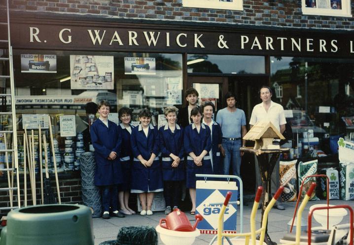 Warwicks