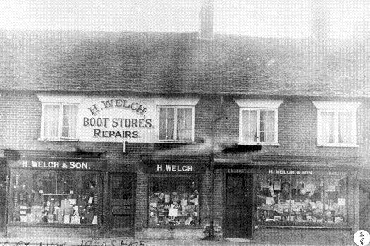 Welch's Boot Stores