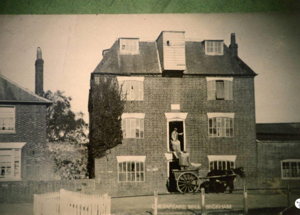 SW 2 Chesapeake Mill c1920