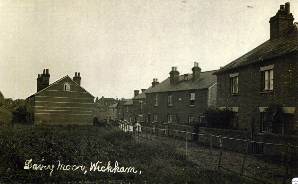 SW 2 Dairymoor 1920s
