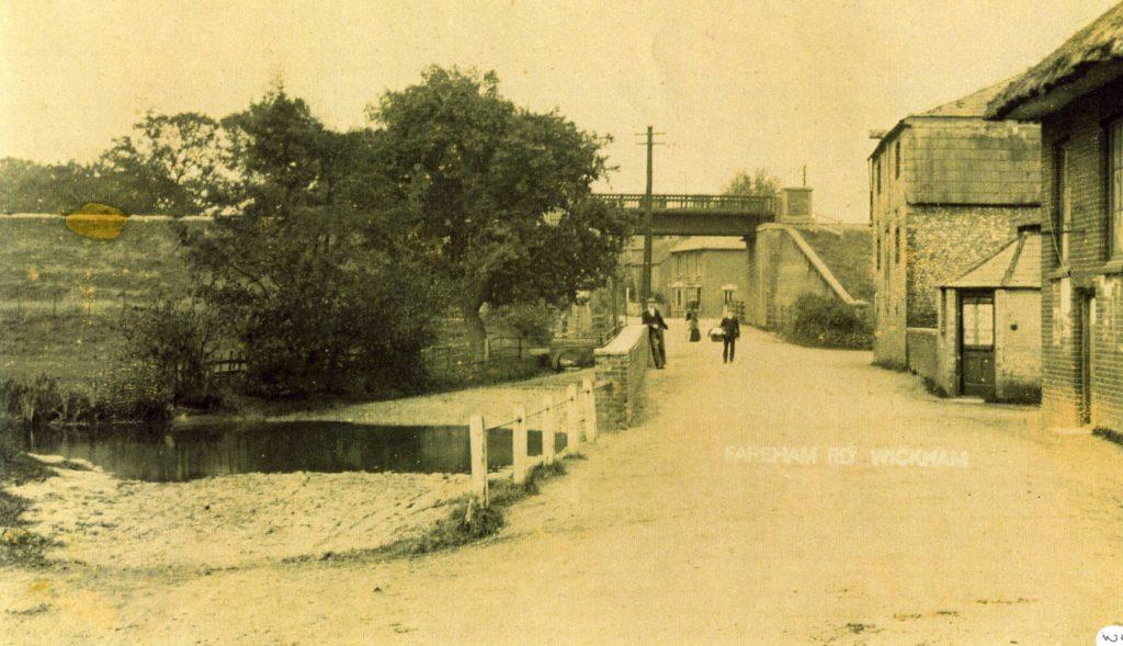 SW 2 Fareham Road