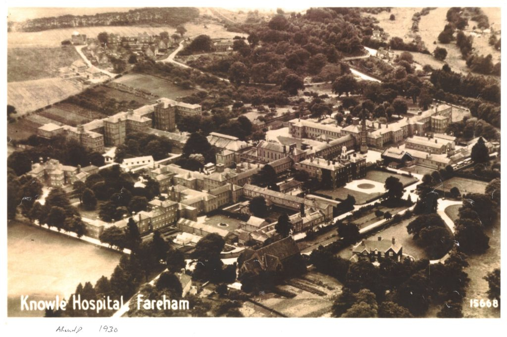SW 2 Knowle Hospital c1930