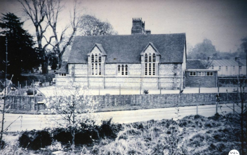 SW 2 Old School c1920
