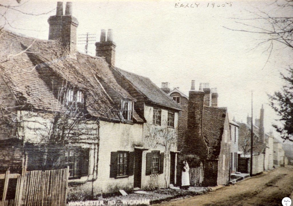SW 2 Winchester Road c1910