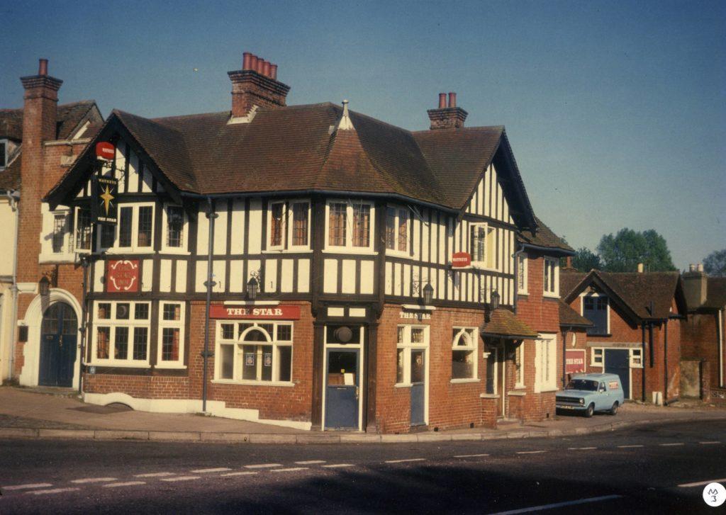 SW 3 Star Inn 1970