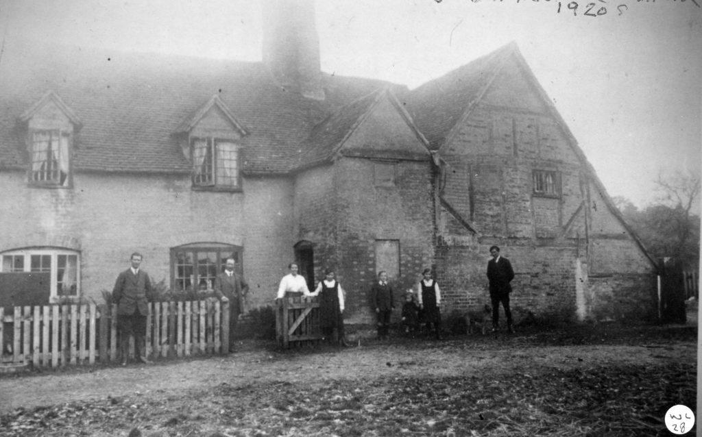 SW2 Coldharbour Farm c1920